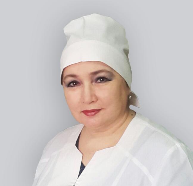 Зарема Вахаевна
